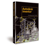 Autodesk Inventor Professional 2008 - Version EDUCATION - Licence monoposte Etudiant/Professeur valable 1 an (français, WINDOWS)