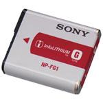 Batterie InfoLITHIUM 960 mAh (pour CyberShot DSC-H/W)