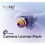 Licences pour station de surveillance Synology