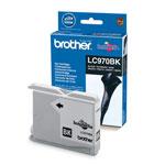 Brother pack de 2 cartouches LC970BK (Noir)