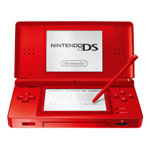 DS Lite Rouge