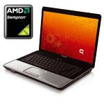 "Compaq Presario CQ50-106EF - AMD Sempron SI-40 3 Go 250 Go 15.4"" TFT Graveur DVD Super Multi DL LightScribe Wi-Fi G Webcam WVFP"