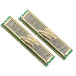 OCZ Gold Edition 4 Go (kit 2x 2 Go) DDR3-SDRAM PC3-10666 - OCZ3G13334GK (garantie 10 ans par OCZ)