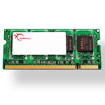 G.Skill SODIMM 2 Go DDR2-SDRAM PC2-6400 - F2-6400CL5S-2GBSQ (garantie 10 ans par G.Skill)