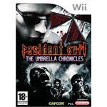Resident Evil : The Umbrella Chronicles (Wii)