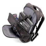 Dicota Take.Off Sport - Sac à dos pour ordinateur portable (jusqu'à 15.4'') - (coloris marron)