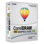 Corel CorelDRAW Graphics Suite X4 - Licence familiale et étudiant (français, WINDOWS)