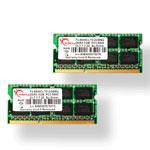 G.Skill SODIMM 4 Go (kit 2x 2 Go) DDR3-SDRAM PC3-8500 - F3-8500CL7D-4GBSQ (garantie 10 ans par G.Skill)