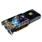 Point Of View GeForce GTX 285 - 1 Go TV-Out/Dual DVI - PCI Express (NVIDIA GeForce avec CUDA GTX 285)