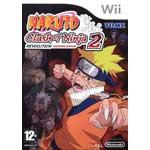 Naruto Clash of Ninja Revolution 2 - European Version (Wii)