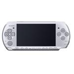 Sony PSP Slim & Lite 3000 (coloris argent)