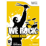 We Rock : Drum King (Wii)
