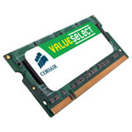 RAM SO-DIMM 4 Go DDR2-SDRAM PC6400 - VS4GSDS800D2 (garantie 10 ans par Corsair)