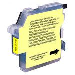 Cartouche d'encre noire compatible Brother LC-980 et LC-1100