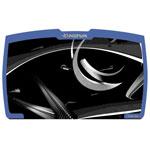 NOVA Gaming Master - Tapis de souris pour joueur (coloris bleu)