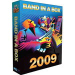 PG Music Band In A Box 2009 (français,WINDOWS)