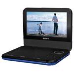 """Sony DVP-FX720/L - Lecteur DVD portable 7"""" compatible DivX (coloris bleu)"""