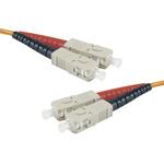 Câble fibre optique monomode OS1 9/125 SC/SC (2 mètres)