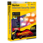 Norton Internet Security 2009 - Licence 1 an 3 postes - Prix Choc Spécial Eté (français, WINDOWS)