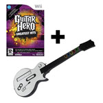"Guitar Hero : Greatest Hits + Guitare ""Gibson Les Paul"" (Wii)"