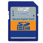 OCZ SDHC Class 6 - Secure Digital High Capacity 32 Go (garantie 10 ans par OCZ)