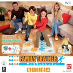 Family Trainer Extreme Challenge avec Tapis (Wii)