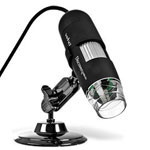 Veho Discovery - Microscope USB 20-200x