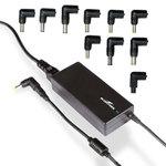 Chargeur secteur universel 90 watts avec sélection automatique de la tension