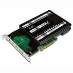 OCZ Z-Drive e84 PCI Express - SSD 256 Go RAID 0 Cache 256 Mo PCI Express