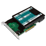 OCZ Z-Drive m84 PCI-Express - SSD 250 Go RAID 0 Cache 256 Mo PCI Express