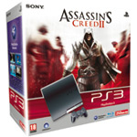 Sony PlayStation 3 Slim 250 Go Pack Assassin's Creed 2