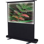 Ecran portable manuel - Format 1:1 - 120 x 120 cm