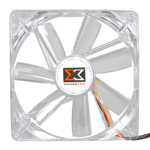 Xigmatek Crystal Series - Ventilateur à LED verte 140 mm