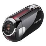 Samsung SMX-C10 - Caméscope Carte mémoire (coloris noir/rouge)