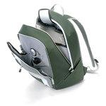 Dicota BacPac Easy - Sac à dos pour ordinateur portable (jusqu'à 15.4'') - (coloris vert)