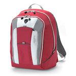 """Dicota BacPac Easy - Sac à dos pour ordinateur portable (jusqu'à 15.4"""") - (coloris rouge)"""