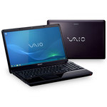"Sony VAIO EB1M1E/BJ - Intel Core i3-330M 4 Go 500 Go 15.5"" LCD ATI Mobility Radeon HD 5650 Graveur DVD Wi-Fi N Webcam Windows 7 Premium 64 bits"