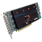 Carte graphique Octo-Display 2 Go sur port PCI Express x16 (8 sorties DisplayPort)
