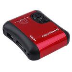 PeeKTON LittlePeeK Rouge - Lecteur multimédia portable avec sortie HDMI