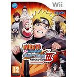 Naruto Shippuden: Clash of Ninja Revolution 3 - European Version (Wii)