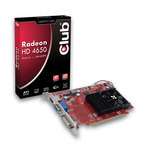 Club 3D Radeon HD 4650 1024 MB - 1 Go HDMI/DVI - PCI-Express (ATI Radeon HD 4650)