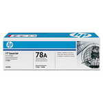 HP CE278A - Toner Noir avec technologie d'impression intelligente (2100 pages à 5%)