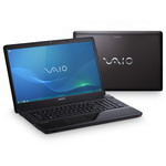 "Sony VAIO VPCEC1Z1E/BJ - Intel Core i5-520M 6 Go 1 To (2x 500 Go) 17.3"" LED Lecteur Blu-ray / Graveur DVD Wi-Fi N/Bluetooth Webcam Windows 7 Premium 64 bits"