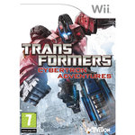 Transformers : Cybertron Adventures (Wii)