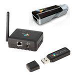 PCTV w-lanTV 50n - Streaming TNT en WiFi N
