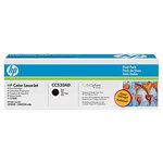 HP CC530AD - Toner Noir (3 500 pages à 5%) - Pack de 2