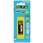 OLFA SKB-7 - Etui de 10 lames 12.5 mm pour cutter SK-7