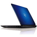 "Dell Inspiron 17R Bleu - Intel Core i3-350M 4 Go 500 Go 17.3"" LED Graveur DVD Wi-Fi G/Bluetooth Webcam Windows 7 Premium 64 bits"