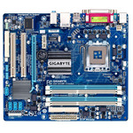 Gigabyte GA-G41M-Combo (Intel G41 Express) - Micro ATX
