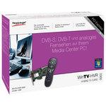 Hauppauge WinTV HVR-3300 MCE - Carte TV PCI Express + Télécommande (analogique + TNT + satellite + FM)